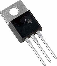 MC7805CTG, Регулятор положительного напряжения, 1А, 5В, TO-220