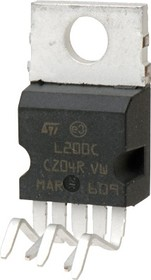 Фото 1/4 L200CV, Регулятор напряжения и тока, 2А, [TO-220-5]