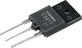2SC5411, Мощный высоковольтный NPN транзистор, управление горизонтальной (строчной) разверткой ТВ, [TO-3P]
