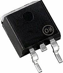 MC78M05BDTG, Регулятор положительного напряжения, 0.5А,5В, DPAK