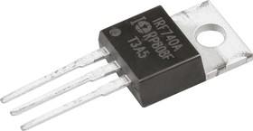 Фото 1/5 IRF740APBF, Транзистор, N-канал 400В 10А [TO-220AB]