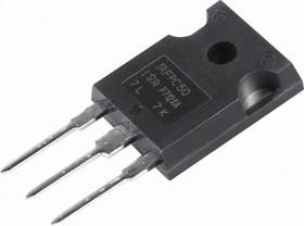 Фото 1/7 IRFPC50PBF, Транзистор, N-канал 600В 11А [TO-247AC]