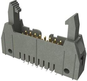 71918-210LF, Разъем типа провод-плата, 2.54 мм, 10 контакт(-ов), Штыревой Разъем, FCI Quickie Series