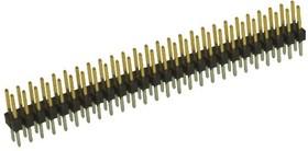 68602-126HLF, CONNECTOR, HEADER, 26POS, 2ROW, 2.54MM