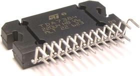 E-TDA7384A, УНЧ 4х35Вт [Flexiwatt-25]