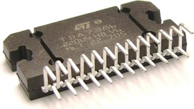 E-TDA7386, УНЧ 4х40Вт [Flexiwatt-25]