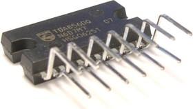 TDA8560Q/N1.112, УНЧ 2x40W BTL HZIP-13