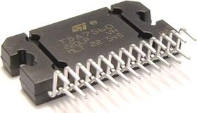 E-TDA7560, УНЧ 4х45Вт QUAD BRIDGE PLUS HSD [Flexiwatt-25]