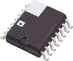 ADM2483BRWZ, Приемопередатчик RS-485, изолированный, полудуплексный канал связи [SO-16]   купить в розницу и оптом