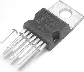 TDA8172, Микросхема кадровой развертки, ТВ, [HEPTAWATT]