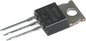 Фото 1/3 IRF640PBF, Транзистор, N-канал 200В 18А [TO-220AB]