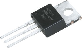 Фото 1/3 IRF5210PBF, Транзистор, P-канал 100В 40А [TO-220AB]