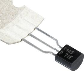 2SC945, Транзистор NPN 50В 0.1А 0.25Вт [TO-92]