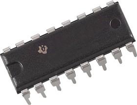 CD4543BE, Драйвер LCD-дисплея [DIP16]