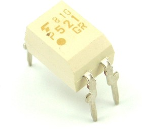 PC817A, Оптопара транзисторная [DIP-4]