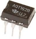 Фото 1/2 АОТ162В, Оптопара транзисторная [DIP-6]