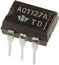 Фото 1/2 АОТ127А, Оптопара транзисторная [DIP-6]