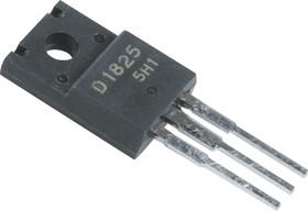 2SD1825, Транзистор NPN 70В 4А 20Вт [TO220AB]