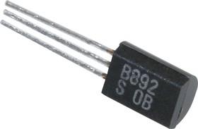 2SB892, Транзистор PNP 60В 2A 1Вт 150МГц [TO-92MOD]