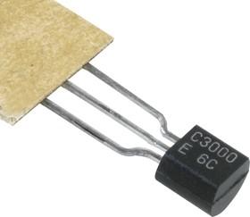 2SC3000, Транзистор NPN 20В 0.03А 250мВт [TO92]