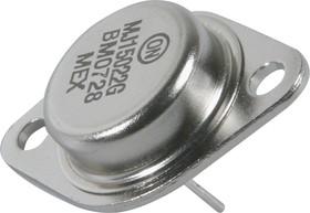 Фото 1/6 MJ15022G, Транзистор NPN 200В 16А [TO-3]