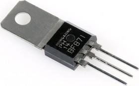 BF871, NPN биполярный транзистор с высоким обратным напряжением