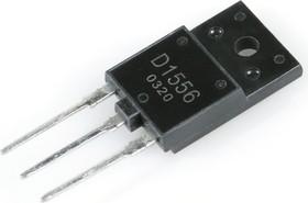 2SD1556, Транзистор NPN с обратным диодом, 800В 6А 50Вт [TO-3PML]
