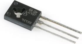 Фото 1/2 BD136, Транзистор PNP -45В -1.5А 12.5Вт [TO-126]