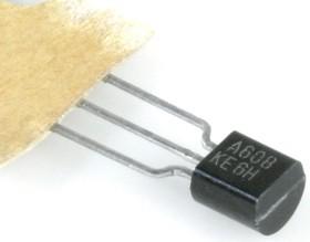 2SA608(A), PNP биполярный транзистор