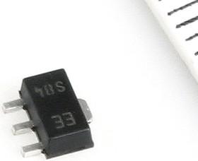 Фото 1/3 BCV48, Транзистор PNP, 60v 0.8A 200MHz h 10K, [SOT-89]