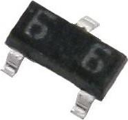 Фото 1/2 КТ3153А9, Транзистор NPN малой мощности