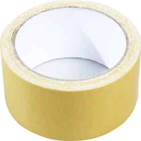 Скотч двухсторонний тканевый 50(48)мм*10м   купить в розницу и оптом
