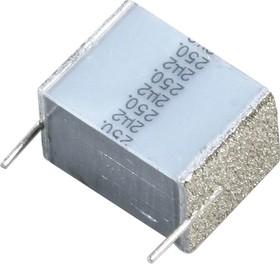 К73-17 имп, 2.2 мкФ, 250 В, 10%, MKT SILVER, B32562J3225K000, Конденсатор металлоплёночный