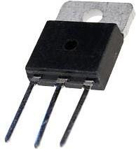 КТ872В, Высоковольтный биполярный транзистор с диодом, управление строчной разверткой ТВ