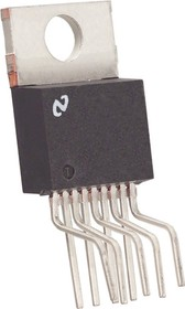 LM2439T, 3-х канальный катодный RGB-драйвер, 9.5нс, ТВ [TO220-9]