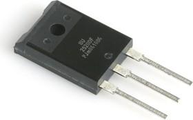 BU2520DF, Мощный высоковольтный NPN транзистор с демпферным диодом, управление горизонтальной (строчной) разве