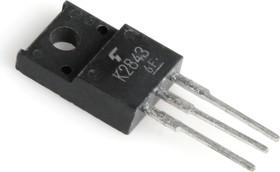 2SK2843, Транзистор, N-канал [TO-220F]