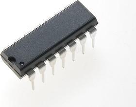 Фото 1/3 ADM489ANZ, Приемопередатчик RS-485, маломощный, с двухсторонней связью [DIP-14]