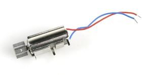 Фото 1/2 QX-6A-1, Вибромотор на плату 6х20.7мм 3V
