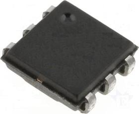DS2413P+T&R, Двухканальный программируемый контроллер ввода/вывода интерфейса 1-Wire [TSOC-6]