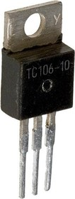 ТС106-10-6, Симистор 10А 600В [TO-220AB]