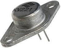 КУ221А, Тиристор импульсный, высокочастотный