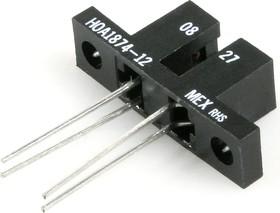 Фото 1/3 HOA1874-012, Диодно-транзисторный щелевой (OBSOLETE)