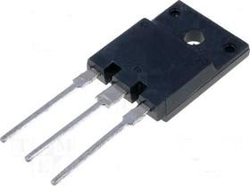 2SD1711, Мощный высоковольтный NPN транзистор с демпферным диодом, управление горизонтальной (строчной) разве