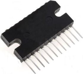 uPC1230H2, Усилитель мощности звука, 20Вт, 13.2В, 4 Ом