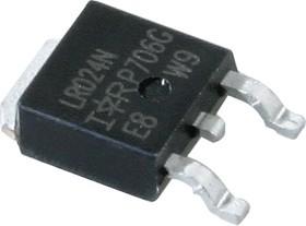 Фото 1/3 IRLR024NPBF, Транзистор, N-канал 55В 17А logic [D-PAK]