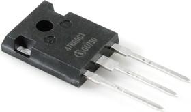 Фото 1/2 SPW47N60C3FKSA1, Транзистор, N-канал 600В 47А 70мОм [TO-247]