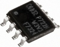 IRF7324PBF, Транзистор, 2P-канала 20В 9.0А [SO-8]