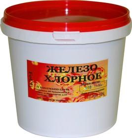 Хлорное железо безводное (900г)