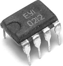 ЭКР1087ЕУ1 (98-11г), ИМС управления импульсным стабилизатором (TDA4605-2)